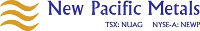 New Pacific Metals Logo (CNW Group/New Pacific Metals Corp.)