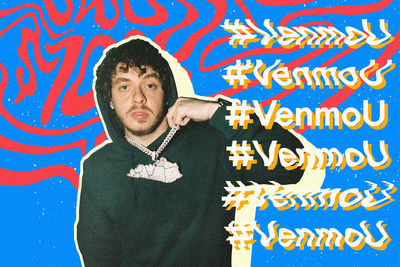 Venmo teams up with rapper Jack Harlow to launch the #VenmoU Cash Drop for college students.