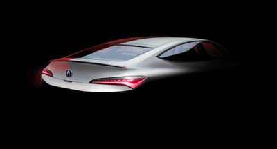 Acura Integra (Groupe CNW/Honda Canada Inc.)