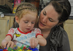 LightHouse Launches New Family Program for Blind Infants and Toddlers