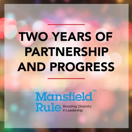 Porter Wright receives Mansfield Rule Certification Plus for Second Straight Year