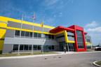 DHL Express正式开启了最先进的1000万美元CAD Hamilton Gateway设施