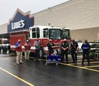 Lowe's Thanks First Responders With First-Ever 10 Percent Discount Ahead Of National First Responders Day
