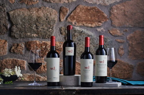 Napa Valley's Markham Vineyards Celebrates the Renaissance of Merlot In Time for October's Merlot Month