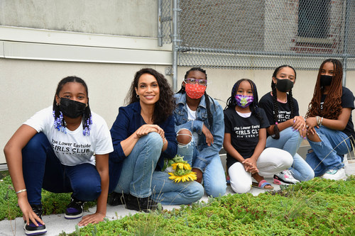 Tom's of Maine launches Get Into Nature with activist and actress, Rosario Dawson to reinvigorate kids' connection to the great outdoors – and build the next generation of environmental champions.