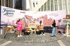 Famous Amos® Takes Over Lower Manhattan with the Scents of its...