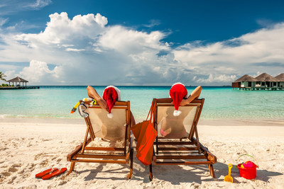 Beach destinations are always a favorite for the holidays and 2021 sees this trend going strong