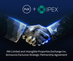 INX Limited and Intangible Properties Exchange Inc. (IPEX)...