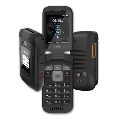 Sonim Launches Ultra-Rugged XP3plus Flip Phone for Verizon Business Customers