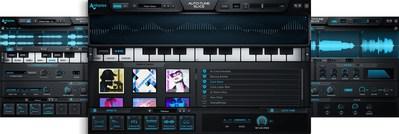 Auto-Tune Slice: Graphic User Interfaces