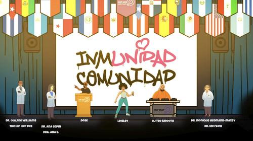 InmunidadComunidad_Group_Lineup