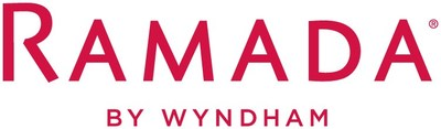 Ramada by Wyndham Logo (PRNewsfoto/Wyndham Hotels & Resorts)