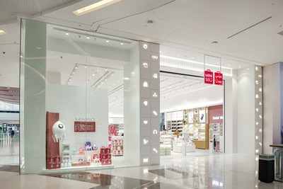 MINISO opens a new flagship store in  Dubai Mall, one of the world's largest shopping malls in UAE.