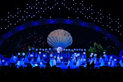 The opening ceremony of the 2021 Shandong Conference on Tourism Development