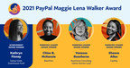 PayPal Announces Inaugural Winners and Finalists of the Maggie...