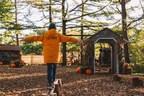 《Espace pour la vie》在植物园推出了Funk和pumpkin系列