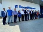 BorgWarner Celebrates Seneca Plant Grand Reopening, 25th Year of...
