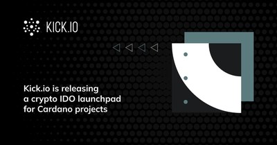 Kick.io is releasing a crypto IDO launchpad for Cardano Projects