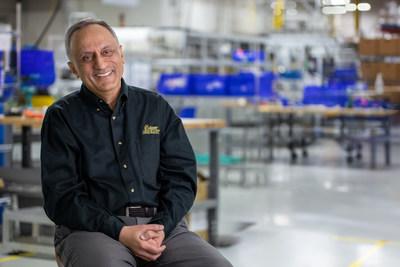 Manoj Bhargava, creator and CEO of 5-hour ENERGY.