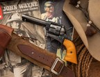 John Wayne On-Screen Colt Revolver Comes to Auction