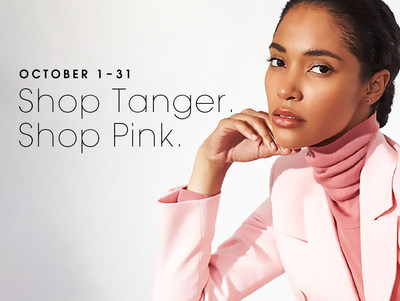 Tanger Outlets Continues the Fight Against Breast Cancer with Tanger Pink 2021