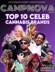 CampNova Announces Top 10 Celebrity Cannabis Brands...