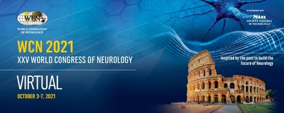 """The impact COVID-19 has on the brain, understanding migraine pathophysiology, solving the mystery of sleep by """"Lighting Up the Brain,"""" blood biomarkers for traumatic brain injury and more groundbreaking research will be unveiled by the world's leading neuroscientists at the 25th Biennial World Congress of Neurology (WCN) on October 3 through 7, 2021, presented by the World Federation of Neurology (WFN)."""