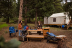 Tentrr & Coleman Create Ultimate Camping Experience