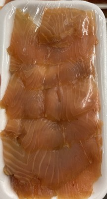 Smoked salmon (CNW Group / Ministry of Agriculture, Fisheries and Food)