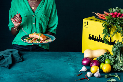 Sunbasket Becomes First Direct-to-Consumer Meal Delivery Service Available on Instacart Nationwide