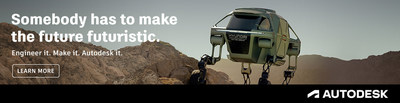 """Under the company's """"Autodesk it"""" advertising campaign, ads featuring big, bold statements with inspiring imagery will run in digital and social media, out of home, and in print."""