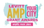 Applications Now Open for the 2020 Levitt AMP [Your City] Grant Awards