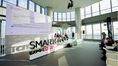 Smart City Expo Shanghai 2021 will highlight the role of technology in the service of cities.