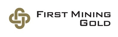 First Mining Gold Corp. Logo (CNW Group/First Mining Gold Corp.)
