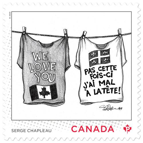 Serge Chapleau (Groupe CNW/Postes Canada)
