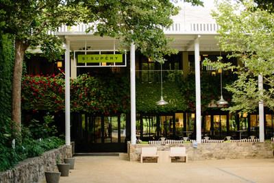 St. Supéry Estate Vineyards & Winery Entrance. Photo Credit, Meg Smith