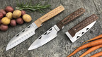 nCamp Launching Campaign for Premium Outdoor Food Prep Knives