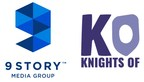 9 Story Media Group Announces Minority Equity Stake and First-Look Deal with Award-Winning, Inclusive Publishing Company, Knights Of