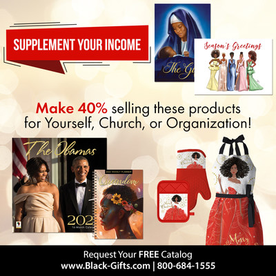 Make 40% selling our products