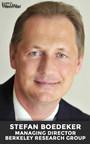 Stefan Boedeker Celebrated for Excellence in Statistical...