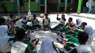 Sports intervention program