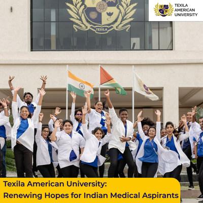Texila American University: Renewing Hopes for Indian Medical Aspirants