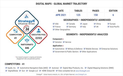World Digital Maps Market
