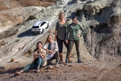 Electrified and adventure-ready: 2022 Sorento PHEV set to take on daunting Rebelle Rally