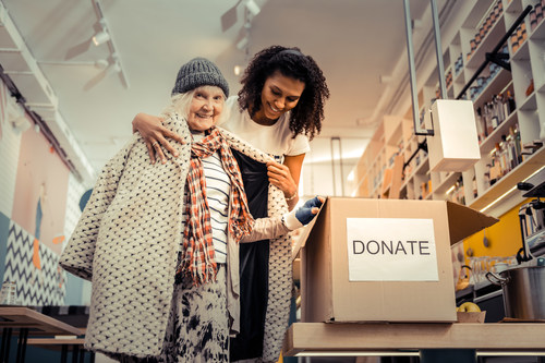 One Warm Coat offers a way for everyone to get involved and directly impact the lives of children and adults in need in their local community. Visit Onewarmcoat.org to get involved.