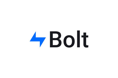 Bolt's logo