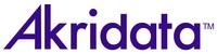 This is the Akridata logo (PRNewsfoto/Akridata, Inc.)