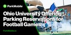 ParkMobile Services Expanded to Offer Parking Reservations for OHIO Football Games