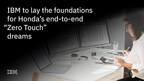 IBM与本田汽车欧洲有限公司签署五年协议,整合和管理其财务和采购业务