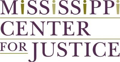 Mississippi Center for Justice -- Logo